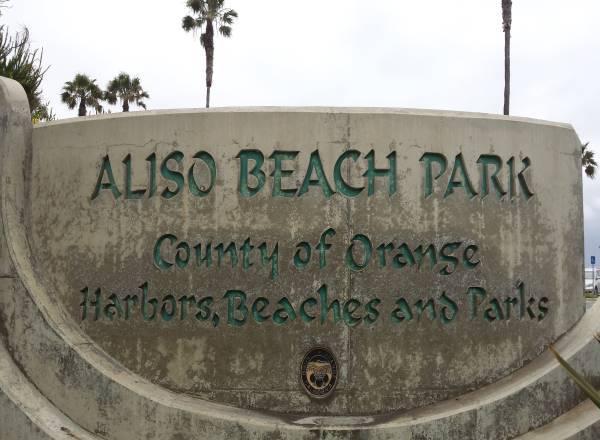 Aliso Beach Park Directions Photos Laguna Beach California
