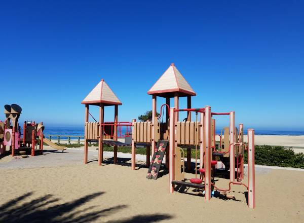 Aliso Beach Park tot lot Photos Activities Laguna Beach California