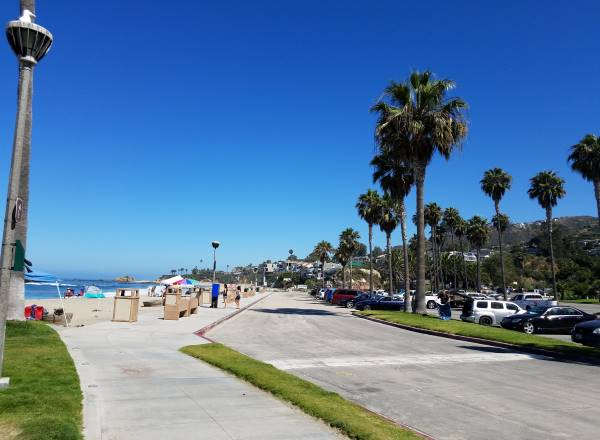 Aliso Beach Park Parking Address Photos Laguna Beach California