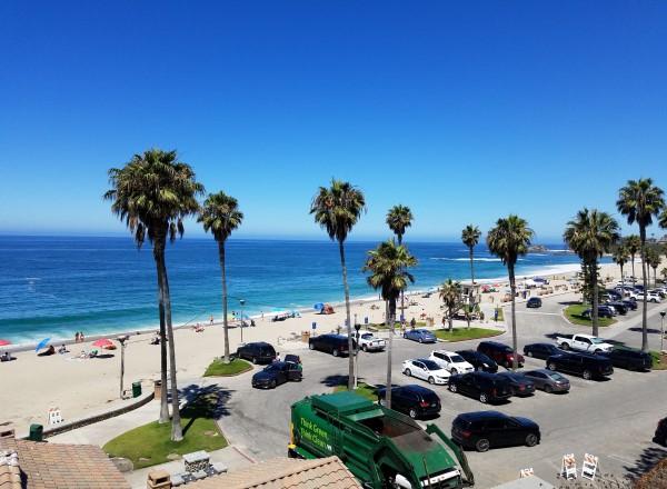Aliso Beach Park Laguna Beach CA