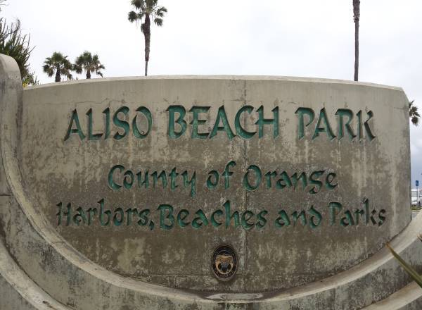 Aliso Beach Park Directions Photos Laguna Beach California